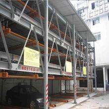 3D low maintance parking system