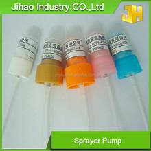 Wholesale 18/20/24mm hair perfume spray pump