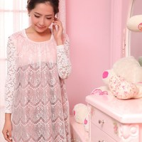 Spring Autumn summer radiation protection suit / dress