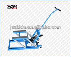 1500lbs Motorcycle/Atv Hydraulic Pad Lift table