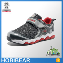 HOBIBEAR new arrival slip-resistant top brand sport sneakers fashiong kids running shoe