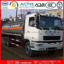 35Ton 3 axle Gasoline/petroleum/diesel/fuel/oil tank truck vehicle tanker