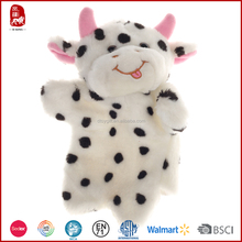 2016 China Yangzhou supply new designed online toy store sale farm animals hand puppets high quality