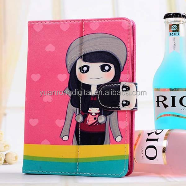 Tablet Case For iPad , Cartoon Cover For iPad, Tablet Cartoon Case