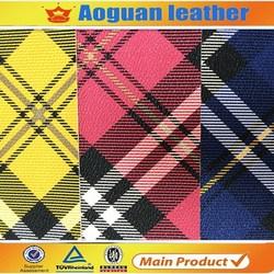 Free sample colorful modern ladies bags pvc raw material T5768