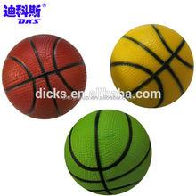 PU Stress Ball,Antistress Basketball Hot Sale PU Foam Basketballs