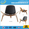 A022 Creative designer dining furniture chair fashion dining chair / European Style IKEA leisure cloth chair in cafe