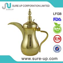 High quality arabic coffee pot dallah 26oz,32oz,40oz,48oz
