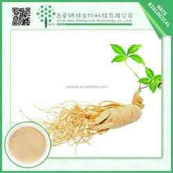 Wholesale china products panax ginseng root extract 10%