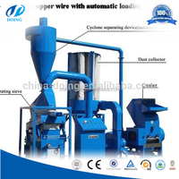 2015 High output Metal Recycling Plant/Waste Wire Granulating Machine/Copper Wire Recycling Machine with CE