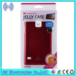 Korea Colorful Mercury Goospery Jelly TPU Stylish TPU Gel Case Cover For Nokia Lumia 520,Wholesale Cell Phone Case