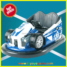 Entertainment Amusement electronic Bumber Car game machine for children club