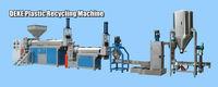 Waste plastic PE PS ABS PP PC DEKE Granulating Pelleting Machine