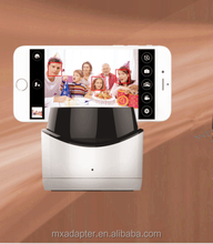 Mini Handheld Colorful Bluetooth Selfie Robot for Meeting Photograph