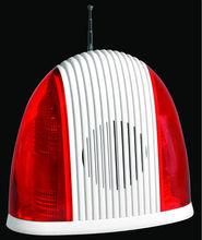 wireless acousto-optic siren