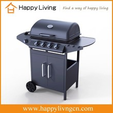 promotional stainless steel small natural gas grill,weber bbq gas
