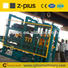 Supply QTY4-15 concrete block making machine for brick factory production