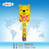 Verney helium foil balloon inflatable cheering stick,inflatable balloon stick clappers