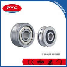 PYC High Precision U Groove Pulley With Bearing Groove Round