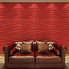 3D Interior Wallpaper Visual and Hierarchal Clear Wallpaper Decorative Paper For Wall