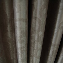 High-class One Side Brushed Jacquard Curtain Of Home Textile