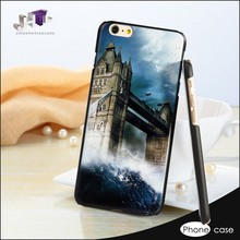 PU Leather Pattern Phone Case for Alcatel Touch