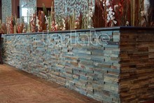 Top and fashionable interior and exterior wall slate tile