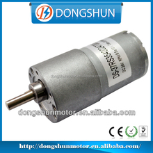 DS-37RS3540 37mm 12v dc gear motor high torque for balace car