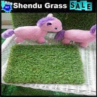 SBR latex backing artificial grass lawn