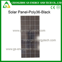 China GS superb quality long lifespan 210w poly solar panel