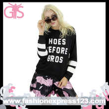 Professional Casual fit Long Sleeve Cotton Ladies Sweater