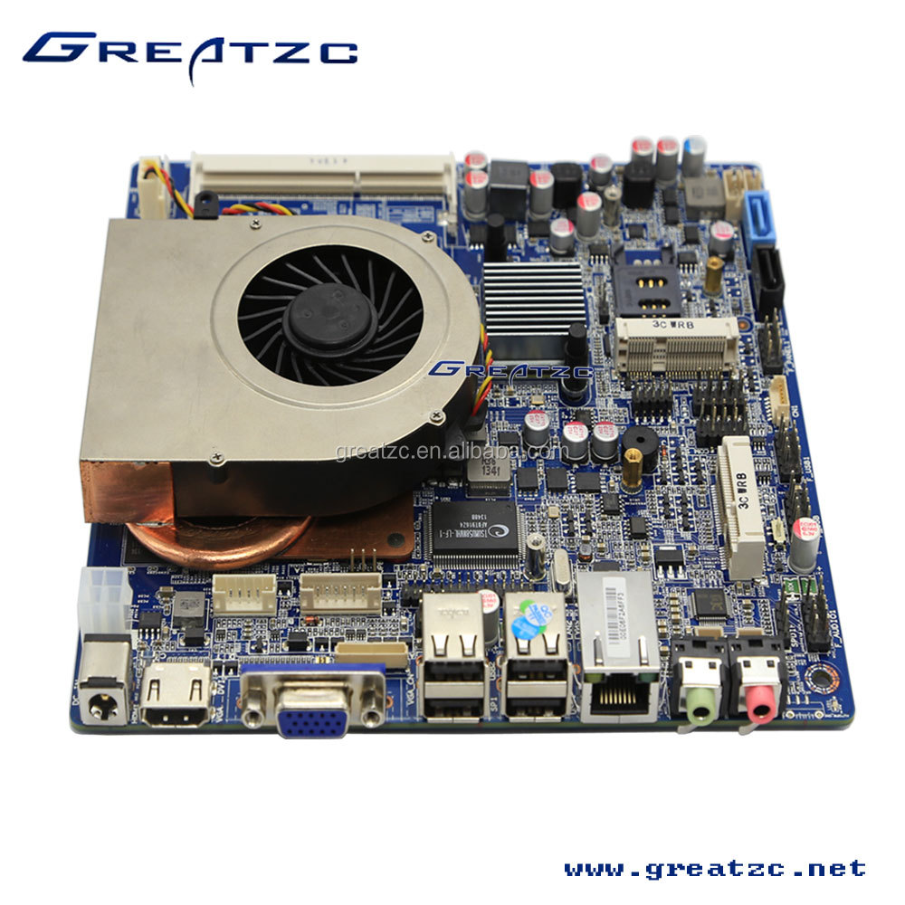 Motherboard with 6 gpu slots