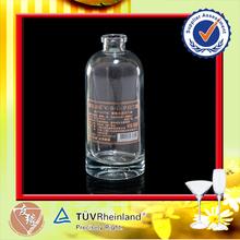 300ml Fruit Infuser Water Fancy Brandy Glass Bottles