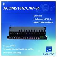 voice home gateway 16 ports gsm sim card gsm modem programmable