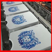 High quality soft smooth t shirt logo printing custom design