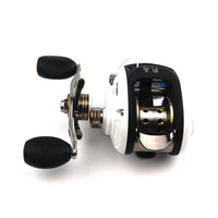 STEED 150CS Left Hand Ultra-Light Baitcasting Sea Fishing Reels Wheel Bait Casting Reel Fishing HAIBO Brand