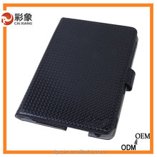 2015 new arrival Factory Direct Sell leather Protective cover waterproof case for ipad case