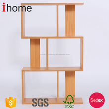 Durable in use hot sale bookcase designs for living room