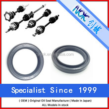 rubber axle oil seals BH0354E for Honda KA7 91201-PY5-003