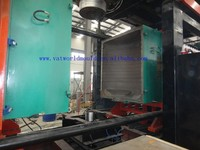 1000L HDPE water tank extrusion blow moulding machine