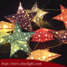 Factory Direct Sales Excellent Christmas Decoration Village Light