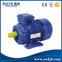 MS Aluminum Body Three Phase Water Pump Electrical Motor
