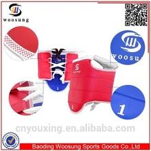 taekwondo vücut koruma ekipmanları