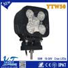 2015 Newest model 15w high intensity LEDs 50w round led work light, 24v led spot work light for 4*4 truck folklift