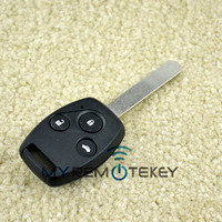 remote key 315MHZ 3button 2147-TAO-W2 for Honda car remote head key