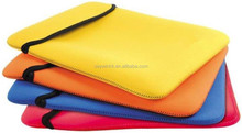 Waterproof laptop bag ltablet sleeve made of neopren