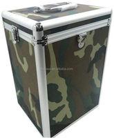 aluminum truck aluminum case&portable instrument box with handle and logo