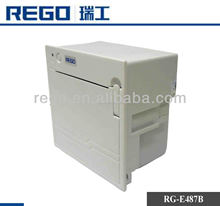 RS-232/Parallel 58mm thermal tattoo printer panel printer for Kiosk machine