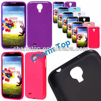Candy Color TPU Case For Samsung Galaxy S4 i9500