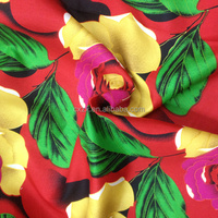polyester fabric:70GSM pigment printing for bedding set, curtain, hometextiles, table cloth